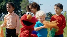 """Starting the conversation can be as simple as not shying away from the term itself: """"Some people don't even know whether they're even supposed to say the word autistic,"""" said Westin. """"By opening up a dialogue, we are trying to get rid of any discomfort or awkwardness. It's time to increase understanding."""" Sesame Street is also spreading awareness through the hashtag #SeeAmazing and with other visual elements,  """"The Amazing Song."""" http://mashable.com/2015/10/21/sesame-street-autistic-muppet/"""