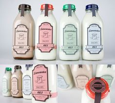 Lancaster Dairy by Danielle Hop