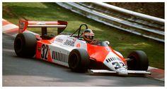 Thierry Boutsen - Spirit 201 Honda/Wakou - Marlboro Team Spirit - XLV Internationales Eifelrennen 1982 - European Formula 2 Championship, Round 4 - © Karsten Denecke