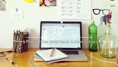 Esturirafi - Blog ecológico: 9 Plataformas para hacer cursos online
