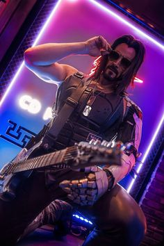 Johnny Silverhand   Cosplay   Know Your Meme Cyberpunk 2077, Cyberpunk Games, Cyberpunk City, Arte Cyberpunk, Cyberpunk Character, Cyberpunk Fashion, Keanu Reeves, Cyberpunk Aesthetic, Chef D Oeuvre