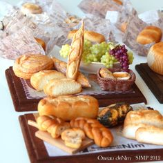 Miniature food by Oiseau deNim