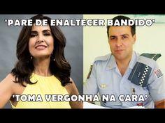 Dep. Capitão Augusto destroça a Globo 'para de enaltecer bandido, toma v...