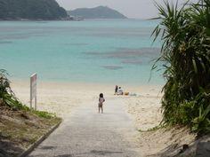 沖縄県、渡嘉敷島