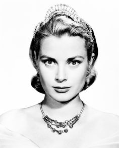"""dosesofgrace:   """"Being at peace with yourself, not anxiously seeking for something, not being frantic about not having something.""""  """"I've had happy moments in my life, but I don't think happiness - being happy - is a perpetual state that anyone can be in. Life isn't that way.""""  Princess Grace of Monaco on happiness"""