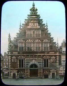 Flesher's Hall - Haarlem, Holland