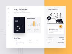 Dashboard Ui, Dashboard Design, Web Design, Design Trends, Ui Elements, Ui Inspiration, User Interface Design, Web Application, Data Visualization