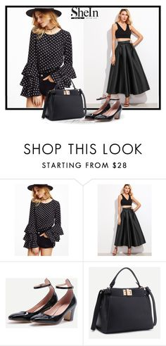 """Sheinside XVIII/10"" by minka-989 ❤ liked on Polyvore featuring Sheinside"