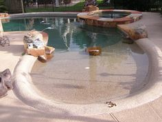 1000 Images About Yard On Pinterest Zero Entry Pool