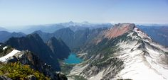Vesper Peak — Washington Trails Association