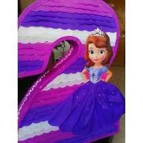 Piñata Princesa Sofia                                                                                                                                                     Más