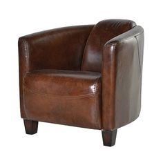 Marlborough Leather Armchair
