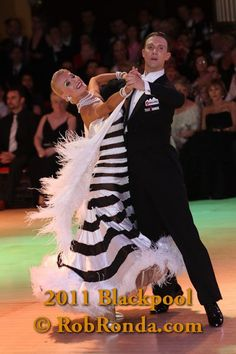 DanceSport Fashion: Blackpool Dance Festival - Professional Ballroom Best Dressed