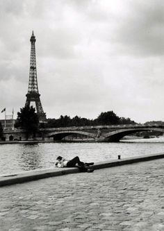 Eiffel Tower...Black & White