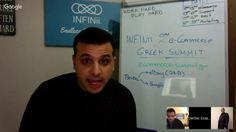 e-Commerce Ιστορίες Επιτυχίας powered by INFINii Ελλάδα-Κύπρος https://youtu.be/5BEQR5rqfCM #infinii #ecommerce #summit #athens