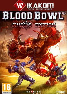 Buy Blood Bowl: Chaos Edition, Focus Home Interactive from Wikakom Cheap Steam Games. Fast & Free Delivery. High Quality Service