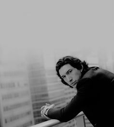 """""""I'm one of those crazy people, if I'm watching the trailer for a movie and I'm really excited by it, I'll turn it off because I don't want to know anything. I want to be surprised because I love that more than knowing anything."""" - Adam Driver"""