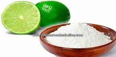 Cómo preparar el limón con bicarbonato para adelgazar✅Mezcla de limón y bicarbonato que además de ayudarte a adelgazar, te mantendrá con buena salud.