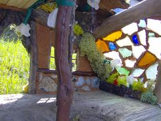 Fairy house space! Beautiful