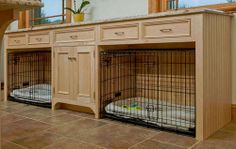 Dog Crate Idea
