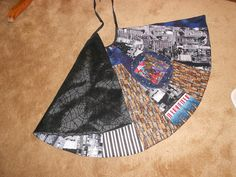 This another one of the capes made for my grandsons