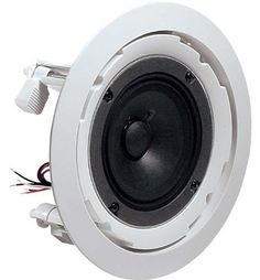 JBL 8124 In Ceiling Speaker 4 Inch Full Range With 70V/100V Taps 130 Degree Conical Coverage QTY 4 Speakers by JBL. $144.00. The 8124 is a 4-inch, full-range, cost-effective loudspeaker for commercial applications. The 8124 features high-fidelity performance in an easy to install package. The systems high sensitivity drivers deliver maximum sound levels using minimal amplifier power. With its contemporary grill design, 70V/100V taps and an open-back design, the...