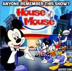You know you're a 2000's kid if this was your favorite show...