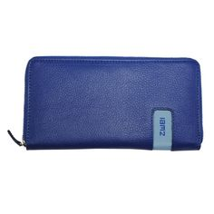"large wallet with zipper from ""ZWEI"""