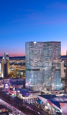 Luxurious Resorts in USA! Mandarin Oriental at CityCenter Las Vegas! Book Now! Plan Your Perfect Trip Using TripHobo Trip Planner!