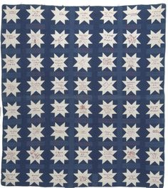 Signature quilt by Women's Auxiliary of the GAR, dated 1894, Mancelona, Michigan---collection Michigan State University Museum.