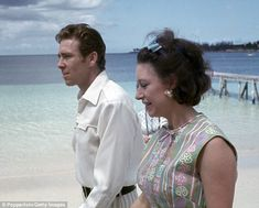 Princess Margaret rushed into a doomed marriage with an-about-town photographer Tony Armstrong-Jones after receiving a devastatingly  painful letter from her divorcee love.