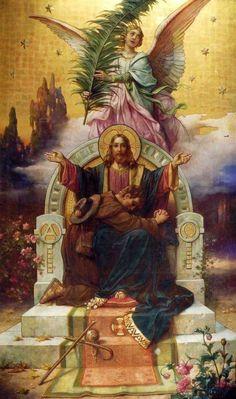 Jesus, Consolador