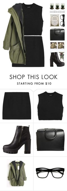 """Lillian"" by chelseapetrillo ❤ liked on Polyvore featuring Neil Barrett, Charlotte Russe, Maison Margiela and Retrò"