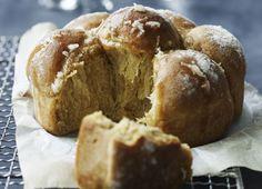 Ungarnsk brød med hvidløg