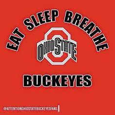 Go Bucks! Buckeyes Football, College Football Teams, Football Memes, Ohio State Football, Ohio State Buckeyes, Oklahoma Sooners, American Football, Buckeye Sports, Football University