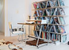 The bureau was designed in 2014 by Randolf Schott for Thonet and is a new interpretation of the steel pipe design classics. The is a compact bureau Design Furniture, Luxury Furniture, Office Furniture, Office Desk, Contract Furniture, Furniture Companies, Secretary Desks, Contemporary Furniture, Decoration