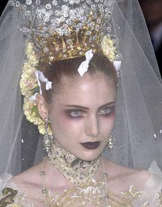 """galliano4dior: """" Christian Lacroix Haute Couture S/S 1996. """""""