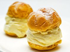 Year of the Durian: Recipe: Durian Cream Puff