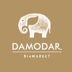 I love this logo! Sketch style, adorable elephant, and hidden leaf as the elephant's ear.