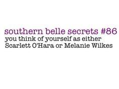 Southern Belle secrets...