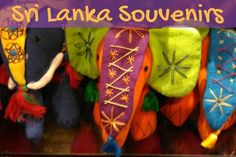 Best Sri Lanka Souvenirs to buy when you visit this lovely island nation - Tea, Garments, Gemstones, Wood Carved Masks, Cinnamon and Elephant Art.