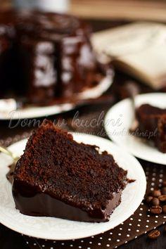 Obłędne ciasto czekoladowe Sweet Desserts, Dessert Recipes, Dacquoise, Sugar Rush, Tea Party, Ale, Food And Drink, Sweets, Baking