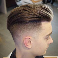 42 Best Short Haircuts For Men In 2018 - Men's Hairstyles Mens Hairstyles With Beard, Cool Hairstyles For Men, Undercut Hairstyles, Undercut Fade, Casual Hairstyles, Wedding Hairstyles, Elegant Hairstyles, Girl Hairstyles, Best Short Haircuts