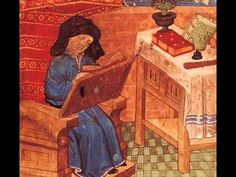Guillaume de Machaut (1300 - 1377), Medieval French poet and composer Interpretation done by the Ensemble Project Ars Nova.