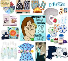 Bring On The Baby Giveaway Event ~ Ends 5/15
