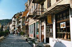 Veliko Tarnovo, Bulgaria Photo credit: Martin Klimenta