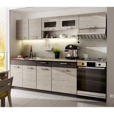 Kuchyňské linky | FAVI.cz Gris Taupe, Kitchen Cabinets, Plans, Home Decor, Products, Solid Doors, Countertop, Drawer, Closet