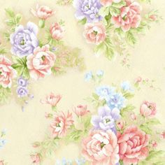 Keepsake Calico Fabric- Spring Medley Main Floral at Joann.com