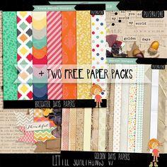 Oscraps :: Shop by Designer :: Tracy Martin Designs :: Little Somethings V7