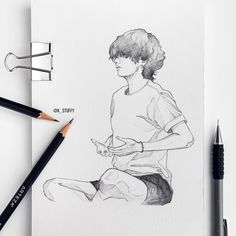 Bts Concept Photo, Taehyung Fanart, Bts Funny Videos, Kpop Drawings, Bts Aesthetic Pictures, Kpop Fanart, Foto Bts, Bts Pictures, Art Sketchbook